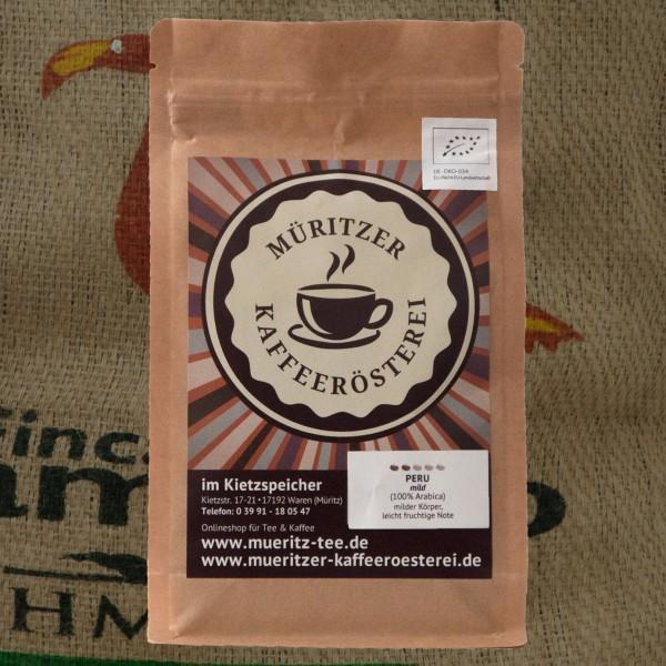 Bio Fairtrade Peru (100% Arabica)
