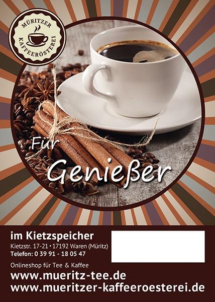 Kaffeegeschenk: Für Genießer