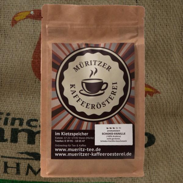 Arabica aromatisiert Schoko-Vanille